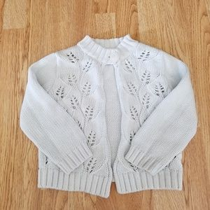 Old Navy Button Cardigan Girls Sweater